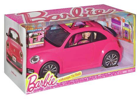 barbie volkswagen barbie volkswagen beetle and doll mattel year of make 2014