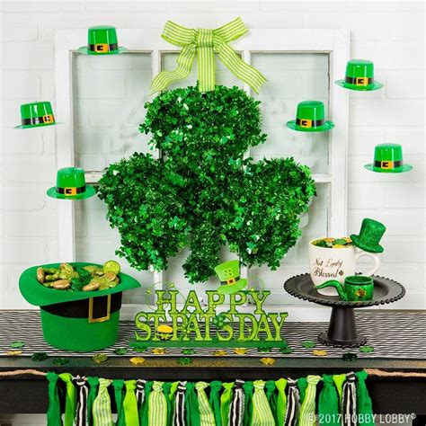 Cheap Yard Decorations 25 Best St Patrick S Day Decor Amp Crafts Images On