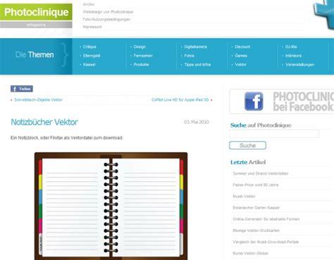 Vorlage Word Notizblock Vorlage Notizbuchblog De