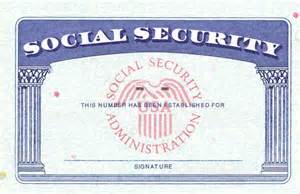 Fake social security card template best business template social