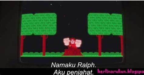 film animasi wreck it ralph review film animasi wreck it ralph 2012 herlina