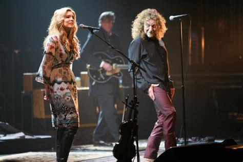 Robert Plant And Alison Krauss Celebrate Launch Of New Album by Robert Plant Allison Krauss Merriweather Pavilion 6