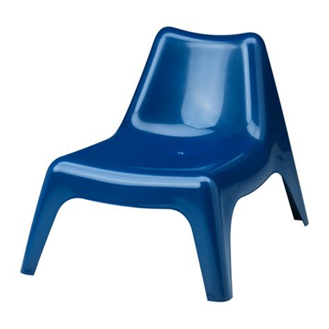 ikea ps v 197 g 214 easy chair outdoor blue ikea
