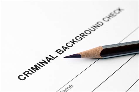Criminal Records Are Employers Using Criminal Record Background Checks To