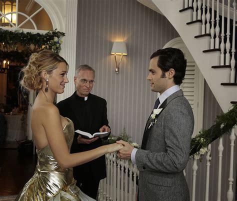 gossip girl serena and dans wedding serena and dan s wedding see every gossip girl wedding