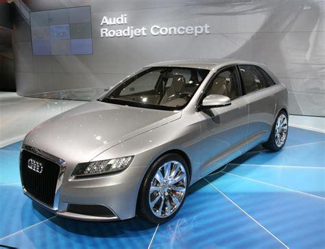 audi roadjet   future cars sneak preview
