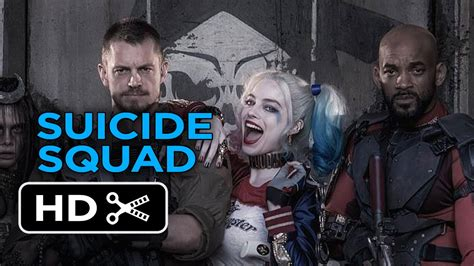 film 2017 will smith suicide squad complete team first look 2017 will