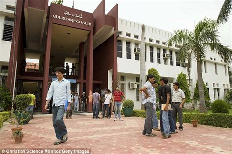 Jamia Millia Islamia New Delhi Mba by Vhp Accuse Jamia Millia Islamia Talaq Seminar