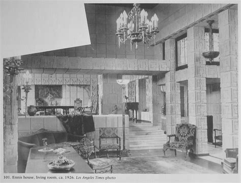 ennis house plan ennis house plans house and home design