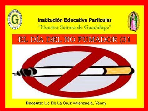 imagenes del dia del no fumador dia del no fumador