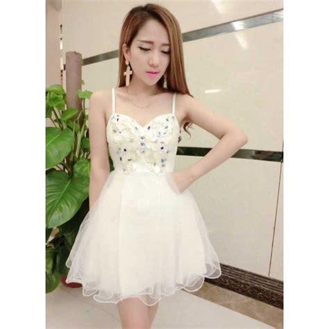 Mini Dress By Shopping Dulu mini dress pesta d2488 moro fashion