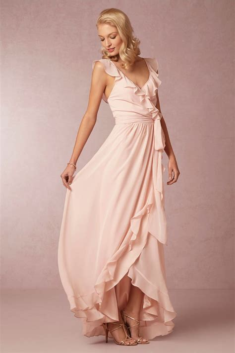 Wedding Trend: Blush Bridesmaid Dresses   the sweet stuff