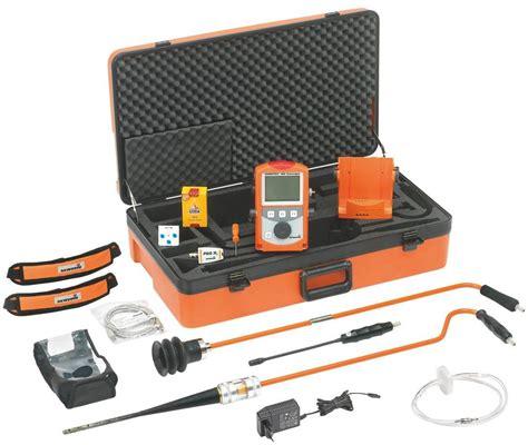Plumbing Leak Detection Tools by Water Leak Tracer Gas Detectors