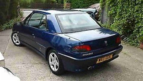 peugeot car 306 peugeot 306 cabriolet car for sale