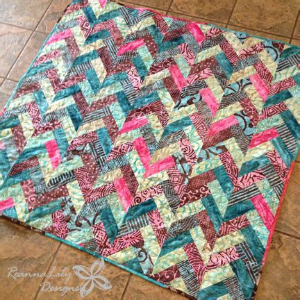 Sesha Batik Shirt Point One quilt therapy