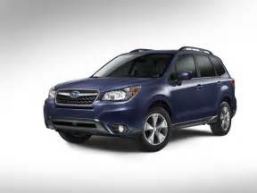 Subaru Foresta 2014 Subaru Forester Preview