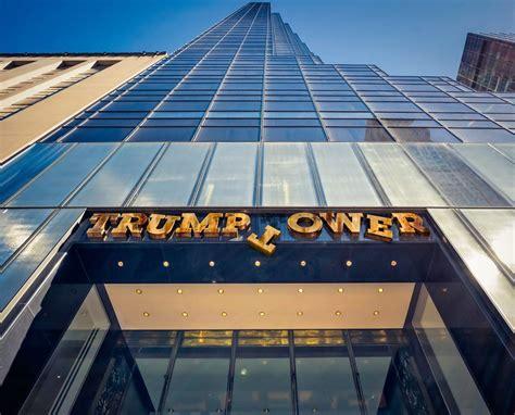 trump tower new york address trump tower s murky history and murkier future slumping