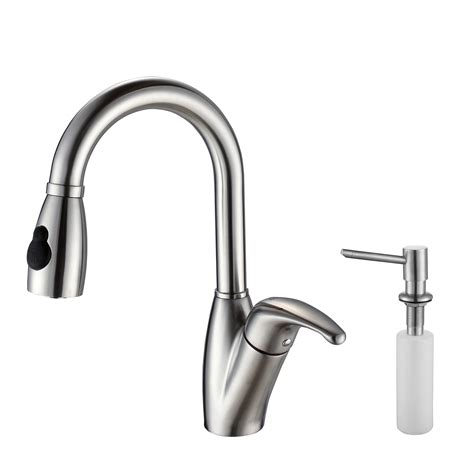 180 Sprei California Usa No 1 kitchen faucet set kraususa