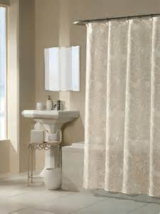 Croscill Drapes Classy Shower Curtains For Your Bathroom
