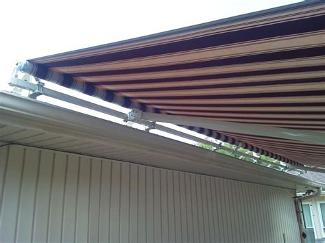 Retractable Sun Awning by 1000 Images About Motorized Sunsetter Retractable Awning