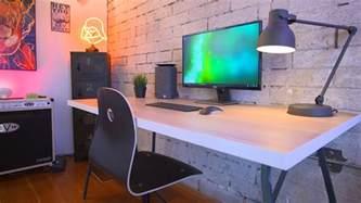 ultimate desk setup setupseries 1 dom esposito s ultimate college student desk setup under 1000 2017 best