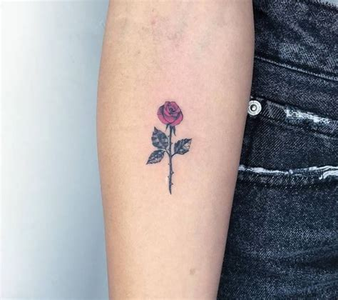 small rose tattoos pics of small tattoos impremedia net