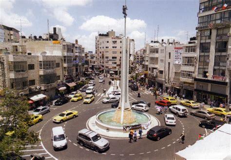 Square Palestina brane palestine yasser arafat square in ramallah