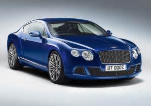 Sport Bentley Sport Car Garage Bentley Continental Gt Speed 2013