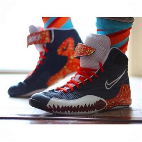 Nike Mat Shoes by Custom Piranha Nike Inflicts