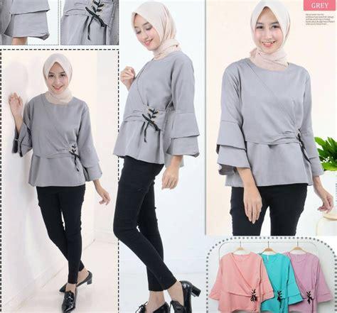 Jam Tangan Bw 001 baju wanita quena blouse kode bw 001 fashion