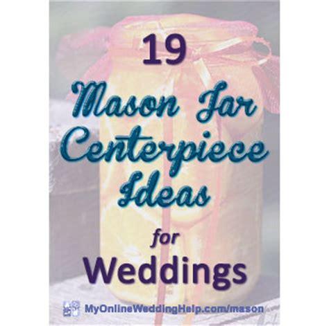 jar centerpiece ideas for weddings 19 jar centerpiece ideas for weddings my