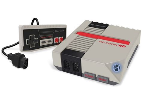 hd console retron hd gaming console for nes nintendo entertainment