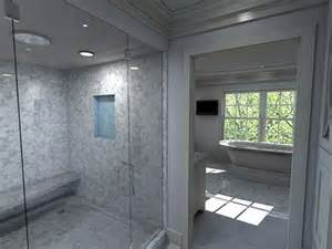master bathroom with walk in closet mendham luxury master bath walk in closet on behance