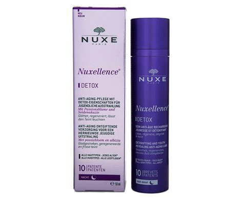 Nuxe Detox by Nuxe Nuxellence Detox Serum 50ml Great Daily Deals At