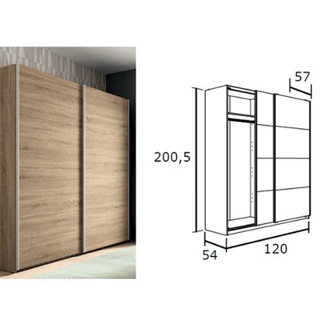 kit armarios armario 2 puertas correderas 120 modelo kit