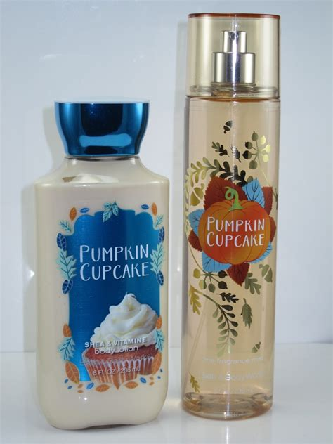 bed body works bath body works pumpkin cupcake review musings of a muse