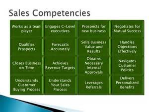 competency framework template sales competency frameworks