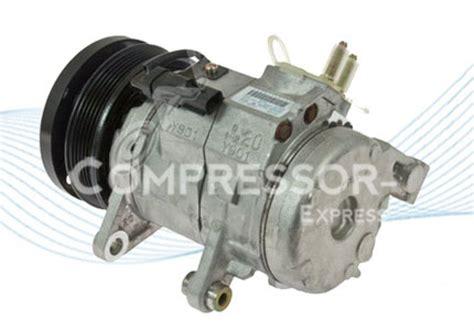 Ac Denso denso 10s17e ac compressor 55116834ab