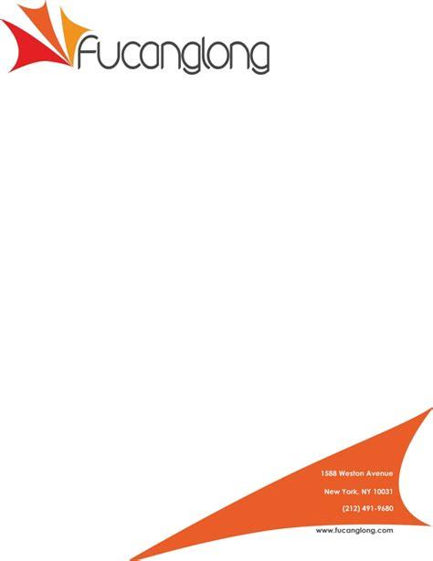 business letterhead corel draw graphic design by carol richards at coroflot