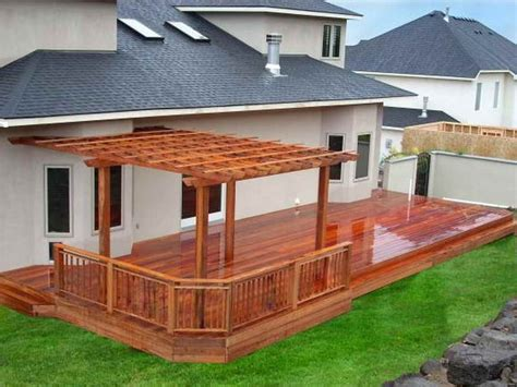 backyard deck prices backyard deck cost estimate image mag