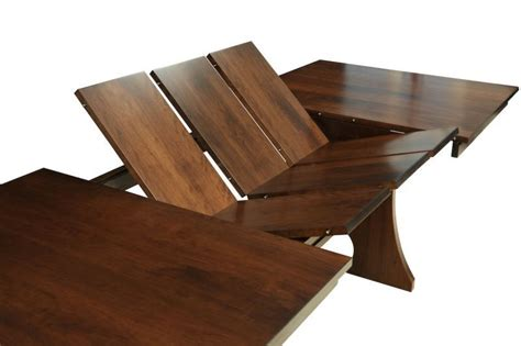 table with leaf built in photos dining room table with built in leaf longfabu
