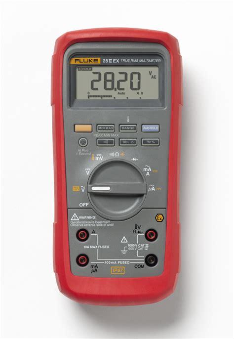 Mm 2 Digital Multimeter With True Rms fluke digital images