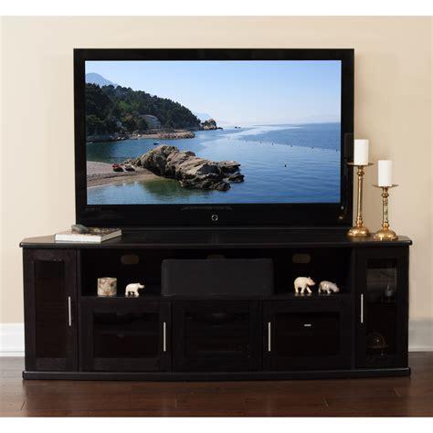 flat screen tv cabinet plateau newport 80 quot tv stand reviews wayfair