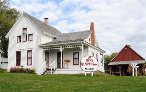 villisca axe murder house 9 scariest places to visit this halloween scared yet