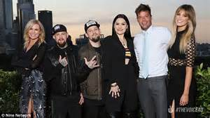good charlotte family the voice australia judges usa jessie j set to return as a judge on the voice