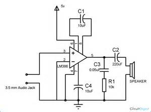 Loudspeaker Circuit Diagram wiring 4 channel amp 14 on wiring 4 channel amp