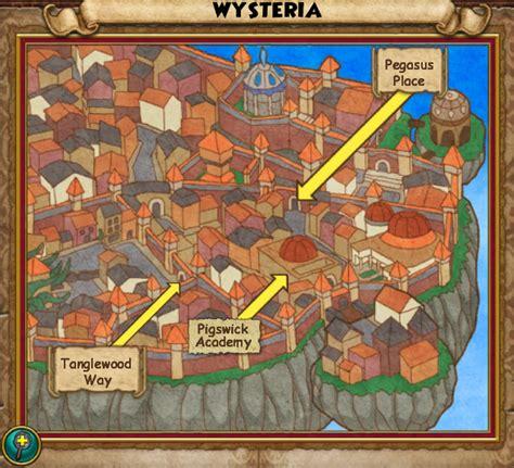 Small House Minecraft by Location Wysteria Wizard101 Wiki