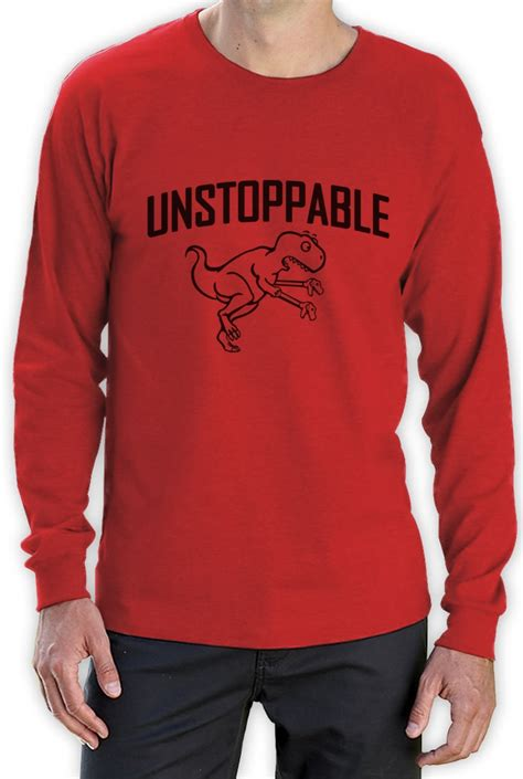 Unstoppable T Rex Meme - unstoppable t rex t rex toy claw hand long sleeve t shirt