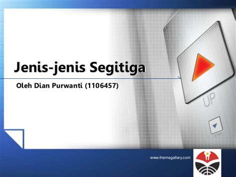 jenis design powerpoint jenis jenis segitiga