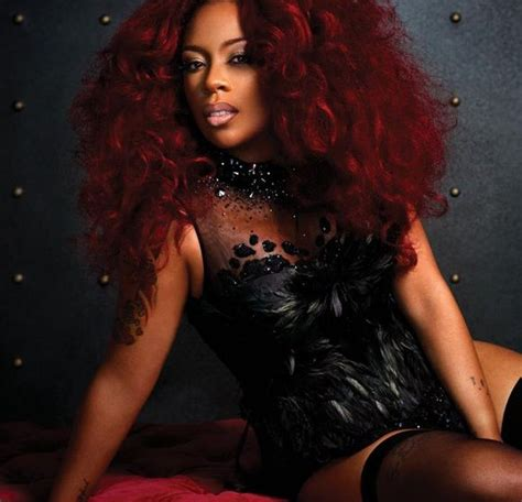 k michelle short red hair k michelle red hair strictly hair pinterest